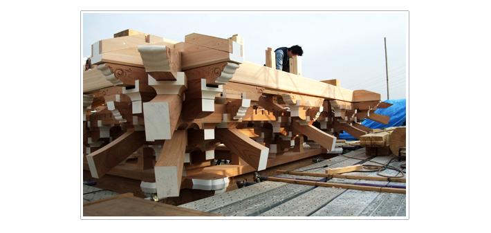宮大工が施工する屋根