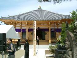 観音寺本堂(東京都足立区、真言宗)