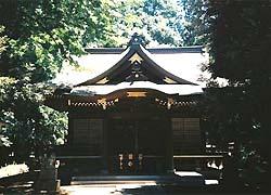 地主神社(千葉県柏市)