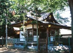 松嶋八幡神社(千葉県船橋市)