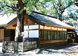 船橋大神宮札売所(千葉県船橋市)