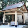 八幡神社手水舎(千葉県鎌ヶ谷市)