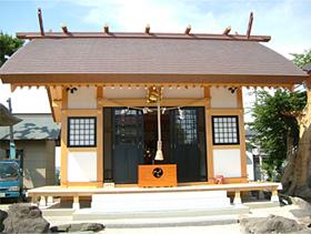 神明社(千葉県市川市)1