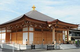明王院大日堂(千葉県船橋市、真言宗)1