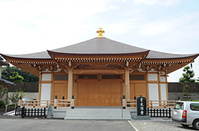 明王院大日堂(千葉県船橋市、真言宗)2