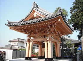 阿弥陀寺鐘楼堂(千葉県千葉市、浄土真宗)