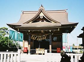 根田神社(千葉県市原市)1