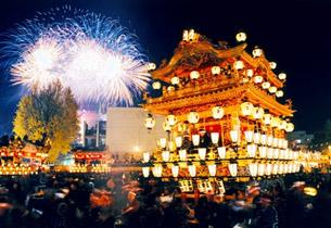 秩父夜祭(ちちぶよまつり)