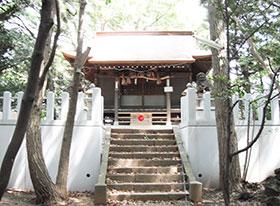 小山浅間神社 震災復旧工事