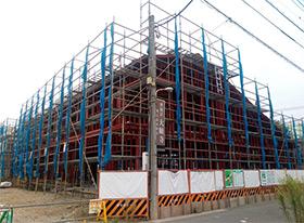 香華院 本堂・庫裡 新築工事(令和元年6月完成)